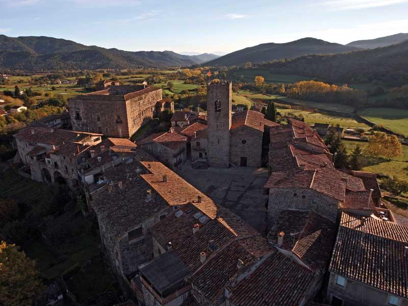 Santa-Pau-medieval