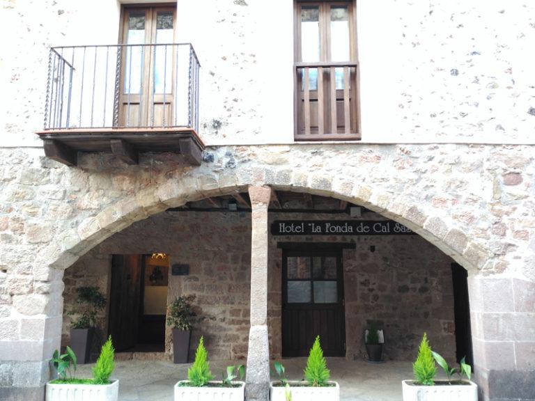 Hotel-cal-sastre-a-santa-pau