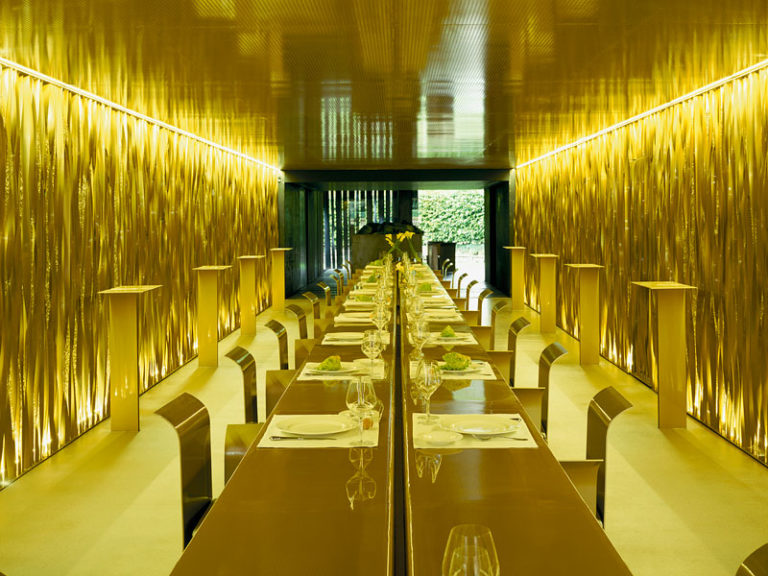 Exclusive gastronomic experience at Les Cols