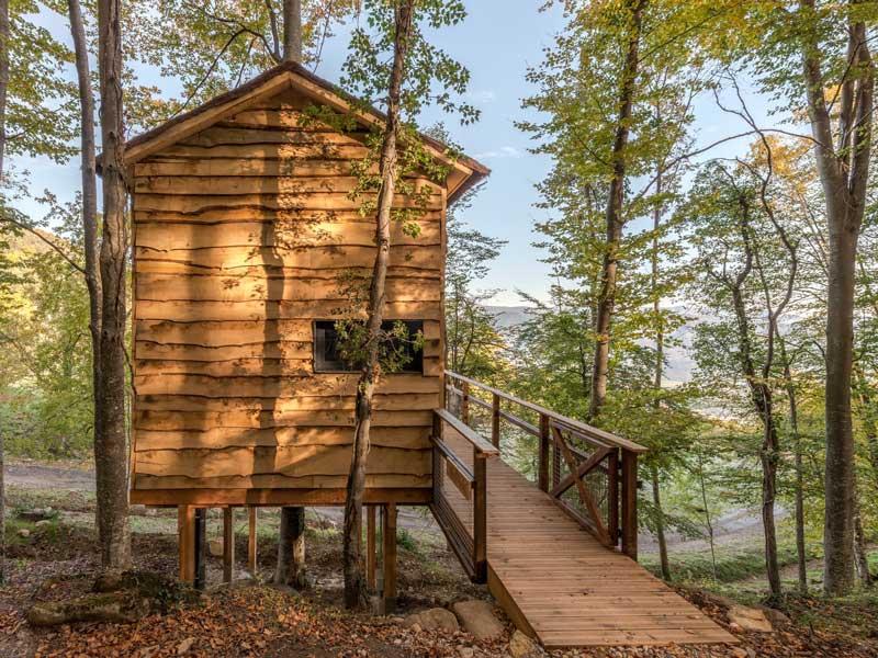 Cabana Quintillac entrada
