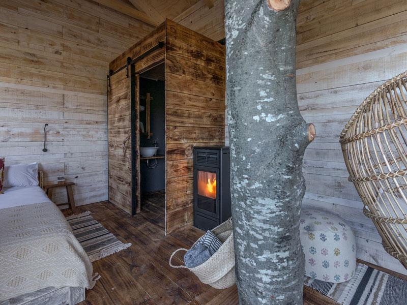 habitació-cabana