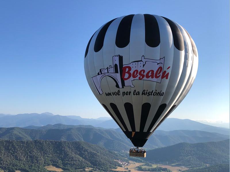 ballon Besalú